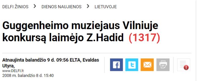 Hadid-Vilnius