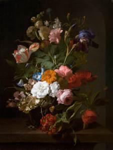 Rachel_Ruysch_-_Vase_with_Flowers_-_1700_-_Mauritshuis_151